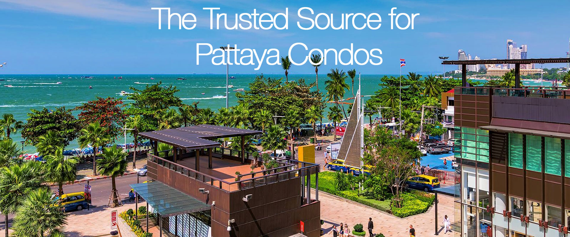 Condos for sale and rent in Pattaya, Jomtien, Wong Amat, Thailand - Pattaya Condo Guide.